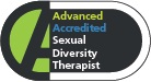 Tina Livingstone is an Advanced Accredited Sexual Diversity Therapist (AASDT)